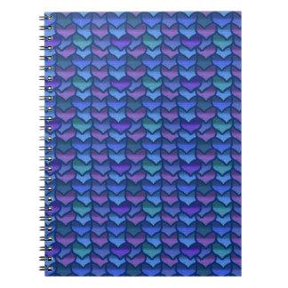 Dragon scales note books
