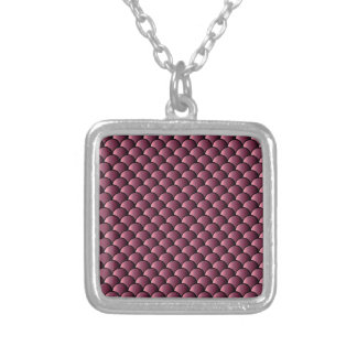 Dragon Scales Pattern Custom Necklace