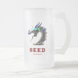 Dragon Seed China Chinese Han Asia Asian Coffee Mug