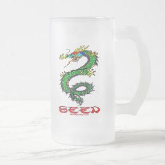 Dragon Seed China Chinese Han Macau Hainan Coffee Mugs