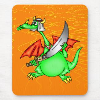 Dragon Sheik Mousepads