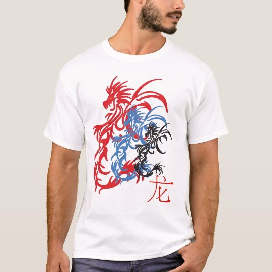 Dragon shock wave T-Shirt