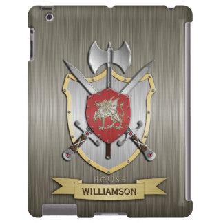 Dragon Sigil Battle Crest Armor