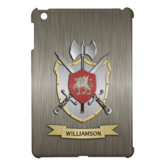 Dragon Sigil Battle Crest Armor Case For The iPad Mini
