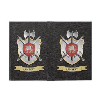 Dragon Sigil Battle Crest Black Cover For iPad Mini