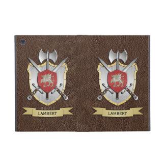 Dragon Sigil Battle Crest Brown Cases For iPad Mini