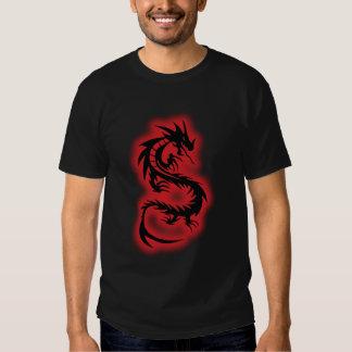 Dragon silhouette tshirt