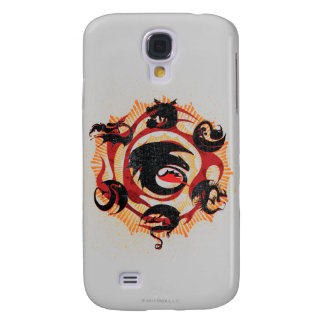 Dragon Silhouettes Galaxy S4 Case