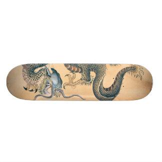 Dragon Skateboard