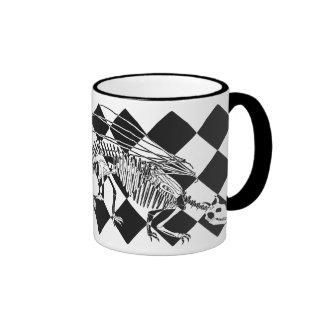 Dragon Skeleton Mug