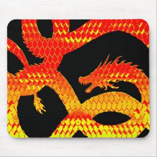 Dragon Skin B Mouse Mat