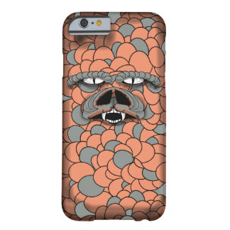 DRAGON SKIN  copper Barely There iPhone 6 Case
