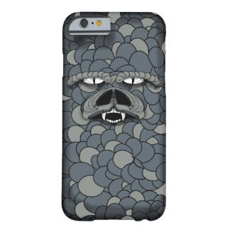 DRAGON SKIN grey Barely There iPhone 6 Case