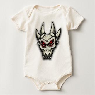 Dragon Skull Babygrow Baby Bodysuit
