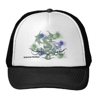 Dragon & Skull Mesh Hats
