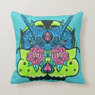 Dragon Skull MoJo Pillow Cushion