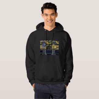 Dragon sky sweatshirt