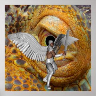 Dragon Slayer 4 Poster