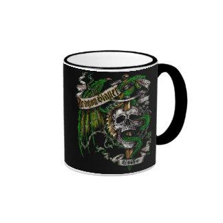 Dragon Slayer Elite Ringer Mug