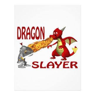 Dragon Slayer Flyers