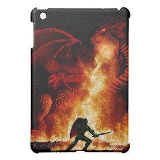 Dragon Slayer iPad Skin iPad Mini Cases