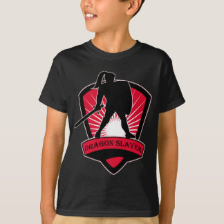 Dragon Slayer Knight  Clothing T-Shirt