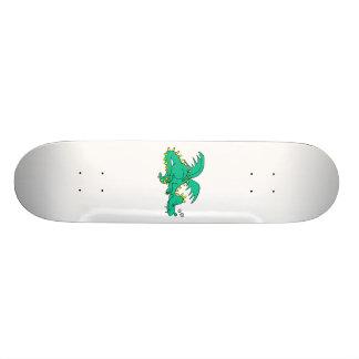 Dragon Sleeping Skate Board