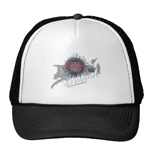 Dragon Snowboards Hat