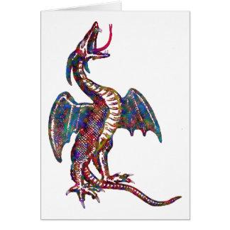 Dragon Song Card