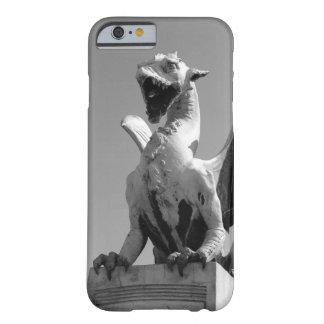 Dragon statue in Ljubljana Slovenia Barely There iPhone 6 Case