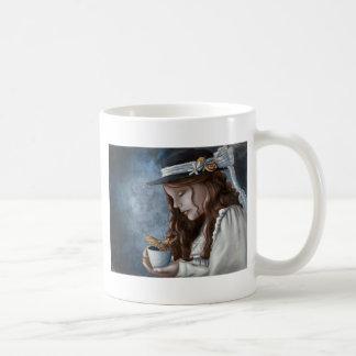 Dragon Steamed Tea Coffee Mug
