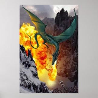 Dragon Strike Poster