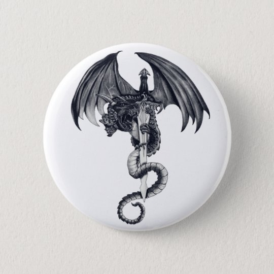 Dragon & Sword Button
