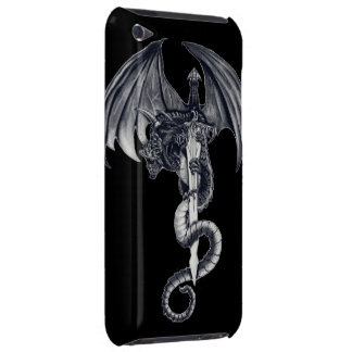 Dragon & Sword iPod Touch 4g Barely There Case Barely There iPod Case