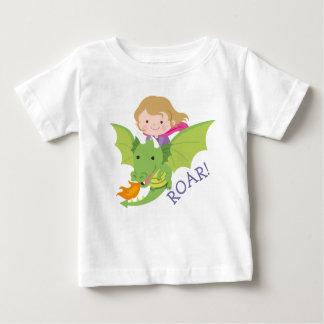 Dragon t shirt for girls