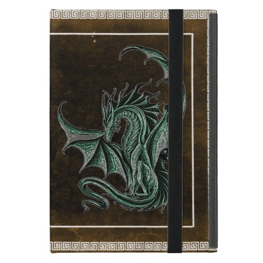 Dragon Tail Cook Book iPad Mini Case