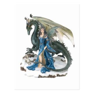 Dragon Tamer Post Card