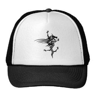 Dragon tattoo cap