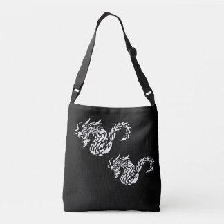 Dragon Tattoo !! Crossbody Bag