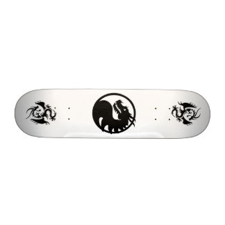 "Dragon The Line-Designer 7 3/8""in. Deck Skateboard"