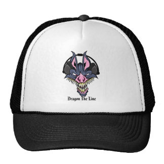 Dragon The Line- Hat Trucker Hat