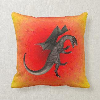 Dragon Throw Cushions
