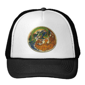 DRAGON TIGER CAP