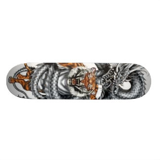 Dragon Tiger Skateboard