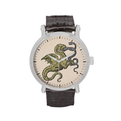 Dragon Time Wristwatch