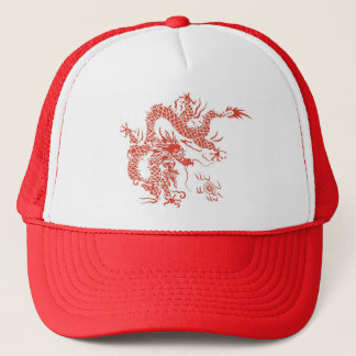 dragon trucker hat