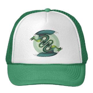 Dragon Twist Cap