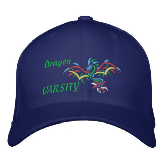 Dragon, VARSITY Embroidered Hats