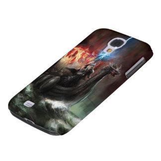 Dragon Viking Ship Samsung Galaxy S4 Case