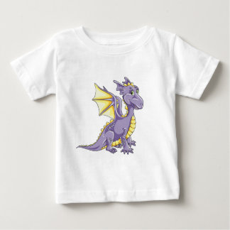 Dragon violet baby T-Shirt